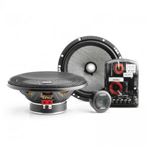 "Focal 165 AS 6.5"" 2-WAY COMPONENT KIT"