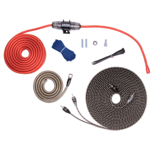 Rockford Fosgate RFK8I 8 AWG Power & Signal Installation Kit