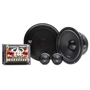 "DD Audio CC6.5 6.5"" High Quality Component Set"
