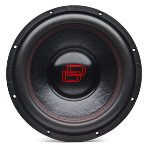 """DD Audio 712-D2 12"""" Subwoofer"""
