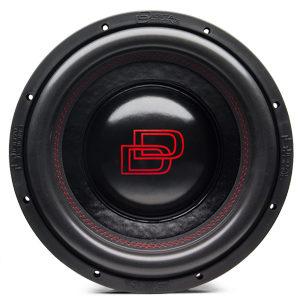"""DD Audio DD-812-D2 12"""" Subwoofer"""