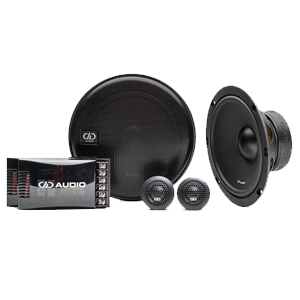"DD Audio EC6.5 6.5"" Component Set"