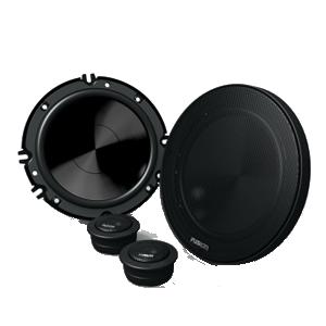 """Fusion EN-CM652 6"""" Component Speakers"""