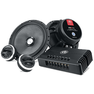 "DB Drive ES9 6C : 6.5"" Component Speakers 300 Watts"