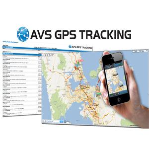 AVS GPS Tracker