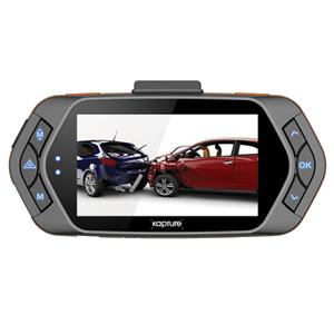 Kapture KPT-780 In-Car Digital Video Recorder with GPS logger & G-Sensor