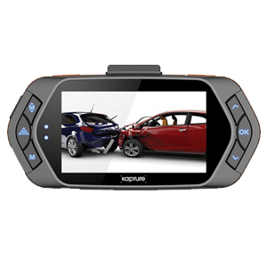 Kapture KPT-780 In-Car Digital Video Recorder with GPS logger & G-Sensor
