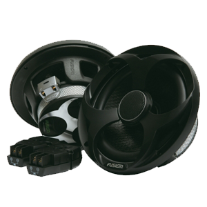 "Fusion PowerPlant PP-FR6520 6"" 2 Way Speakers"