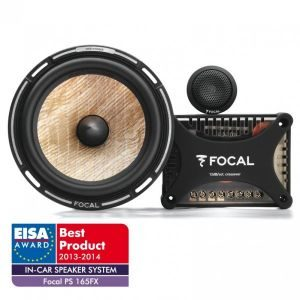 Focal PS 165 FX FLAX CONE 6''1/2 / 2-WAY COMPONENT KIT