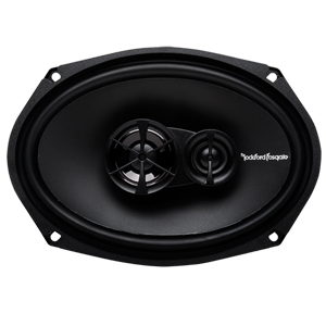 Rockford Fosgate R169X3 6″x9″ 3-Way Full-Range Speaker.