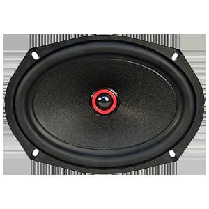 """DB Drive S7-90 6""""x9"""" Coaxial Speakers 250 Watts"""