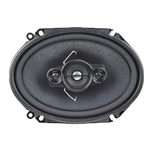 "Pioneer TS-A6886R 6""x8"" 4-Way Car Speakers"