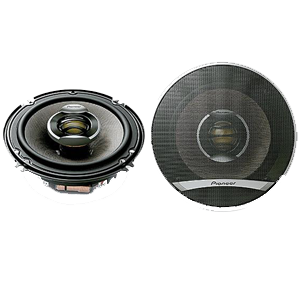 "Pioneer TS-D1602R 6-1/2"" 2-Way Car speakers"